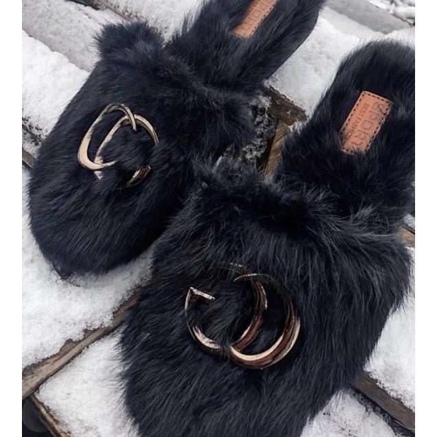 Тапочки Gucci (3 шт.)