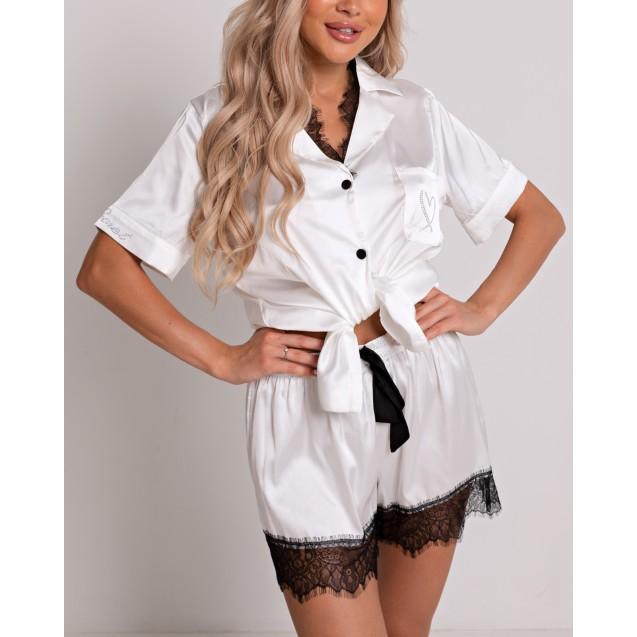 Пижама в стиле VICTORIA SECRET АРТ.2385-1