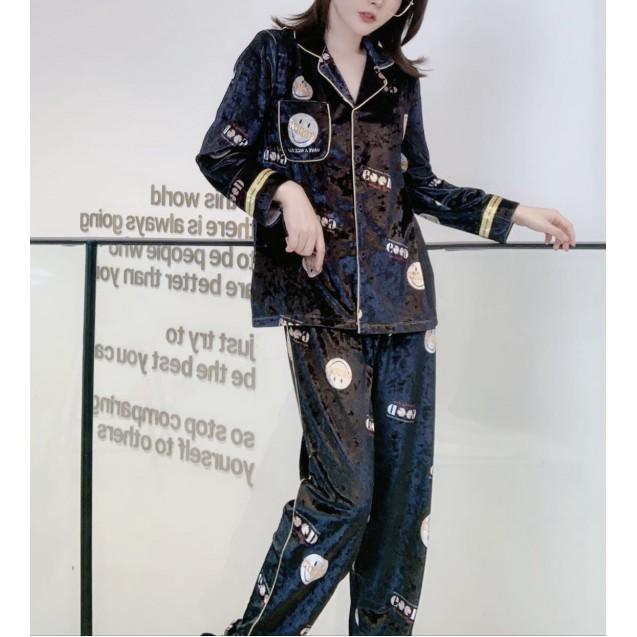 Пижама Luxe теплая арт. MR080